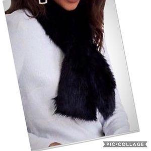 Unreal Fur Faux Fur Stole Scarf/Wrap